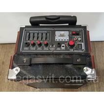 Колонка с аккумулятором  TEMEISHENG Q8 (акустика)