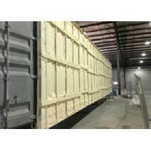 Пенополиуретан для тепло- и гидроизоляции транспорта