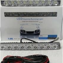 Денні ходові вогні DRL 9 LED діодів