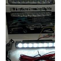 Ходові вогні денні DRL 8 LED діодів