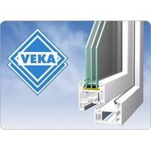 Вікна VEKA, купити в Харкові