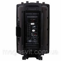 Портативная мощная колонка с аккумулятором TEMEISHENG 2305F 150 ВТ