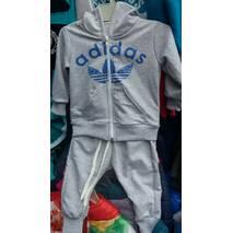 Детский костюм двухнитка оптом 74-92