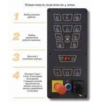 Паллетообмотчик One Wrap (F1) HS SIAT с Е-платформой для заезда ручными тележками, купить