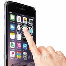 Стекло захисне на iPhone 6/6s (для Айфону 6)