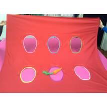 Обучающая интерактивная сетка для детей