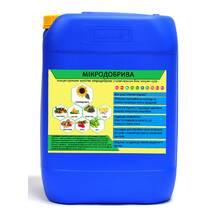 Концентроване хелатне мікродобриво Гумат-Бор для сої від виробника