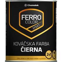Фарба Chemolak Ferro Color Efekt ковальська 0,75л.