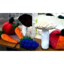Фрукты и овощи ручной работы