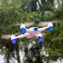 Квадрокоптер XiaoBaiMa XBM-55 WIFI FPV Drone (дрон с камерой)