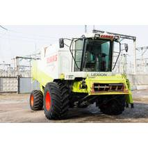 Комбайн зерноуборочный Claas Lexion 480 evo