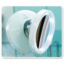Дзеркало на присоску Swivel Brite 360 8x з підсвічуванням