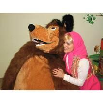 """Костюм Маши, """"Маша и Медведь"""""""