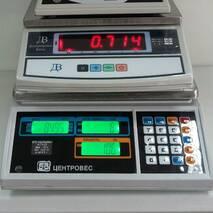 Рахункові ваги ВТЕ-15-Т3С2