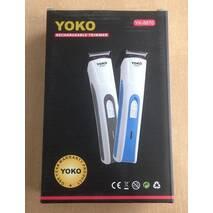 Беспроводная машинка для стрижки YOKO YK-8870