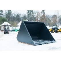 Ковш для телескопического погрузчика JCB 4 м куб.