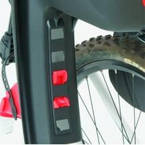 Детское велокресло Polisport BOODIE FF, купить в Херсоне
