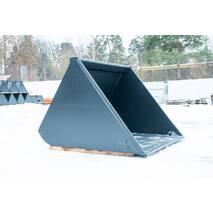 Ковш для телескопического погрузчика Dieci 4 м куб.