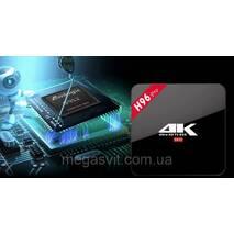 ТВ смарт приставка H96 PRO Amlogic S912 с 3Gb RAM