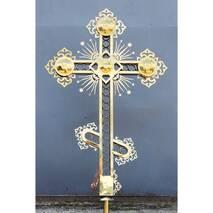 Накупольний хрест 020 П, купити