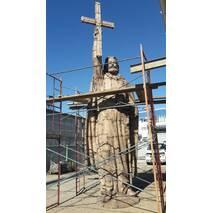 Бронзовый памятник Иоанну Путивльскому