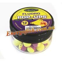 Бойли Two tone Fluro Pop-ups Peach of Banana 12мм