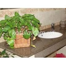 Гранитные столешницы для кухни и ванной комнаты, купить во Львове