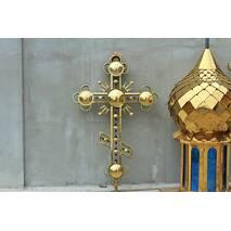 Хрест на купол 012А, купити в Україні