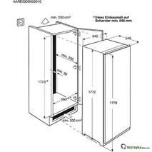 Холодильник ELECTROLUX ERN3213AOW
