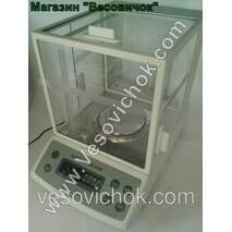 Лабораторні ваги JD - 320-3 (320/0,001грамм)