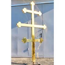 Хрест накупольний 022, купити