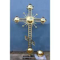 Хрест накупольний 026, купить в Польщі