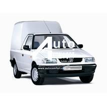 Лобове скло на Volkswagen Caddy ІІ (Фольксваген Кадди ІІ) (1995-2004)