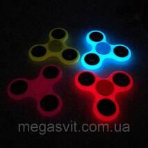 Що світиться спиннер іграшка Антисресс Fidget Spinner