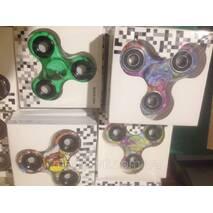 Антисрессовая игрушка спиннер абстракция Fidget Spinner