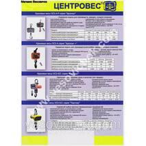 Крановые весы OCS-A-10000 (10000 кг)