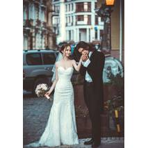 Свадебный фрак- визитка  из шерсти