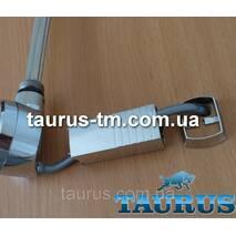 Електричний ТЭН TERMA MOA IR MS chrome (маскування дроту) з регулятором   таймер 2ч.   під пульт ДУ   звук