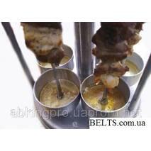 Домашняя шашлычница электрическая (6 шампуров)