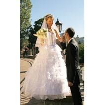 Пошить свадебное, вечернее платье на заказ