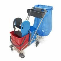 CK759 - Тележка на колесах для уборки помещений Uctem CK759