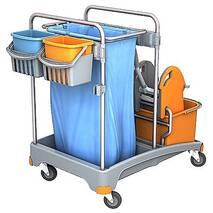 Візок для прибирання приміщень TSS - 0005