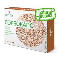 Сорбокапс, 24 табл. по 500 мг