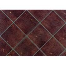 Підлогова плитка ABC Klinkergruppe 1704 Antik Bronze - Weinrot