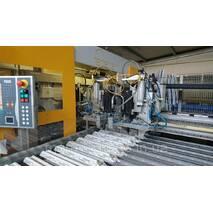 Пильнообрабатывающий центр Federhenn BSA-240 на 240 окон в смену + центр обработки ПВХ и стали Federchen