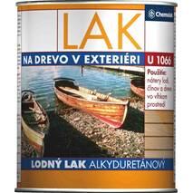 Лак Chemolak корабельно-човновий алкідно-уретановий U1066 0,75л.