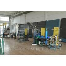 Стеклопакетная линия Lisec 2700 X 3500 с роботом герметизации