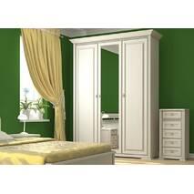 """Двоспальне ліжко спальні """"Афіна"""""""