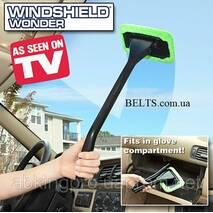 Швабра для миття стекол в автомобілі Windshield Wonder