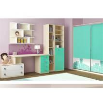 """Модульная мебель для детской и подростковой комнаты """"Сити"""" МДФ"""